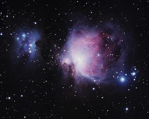 Großer Nebel im Orion M42