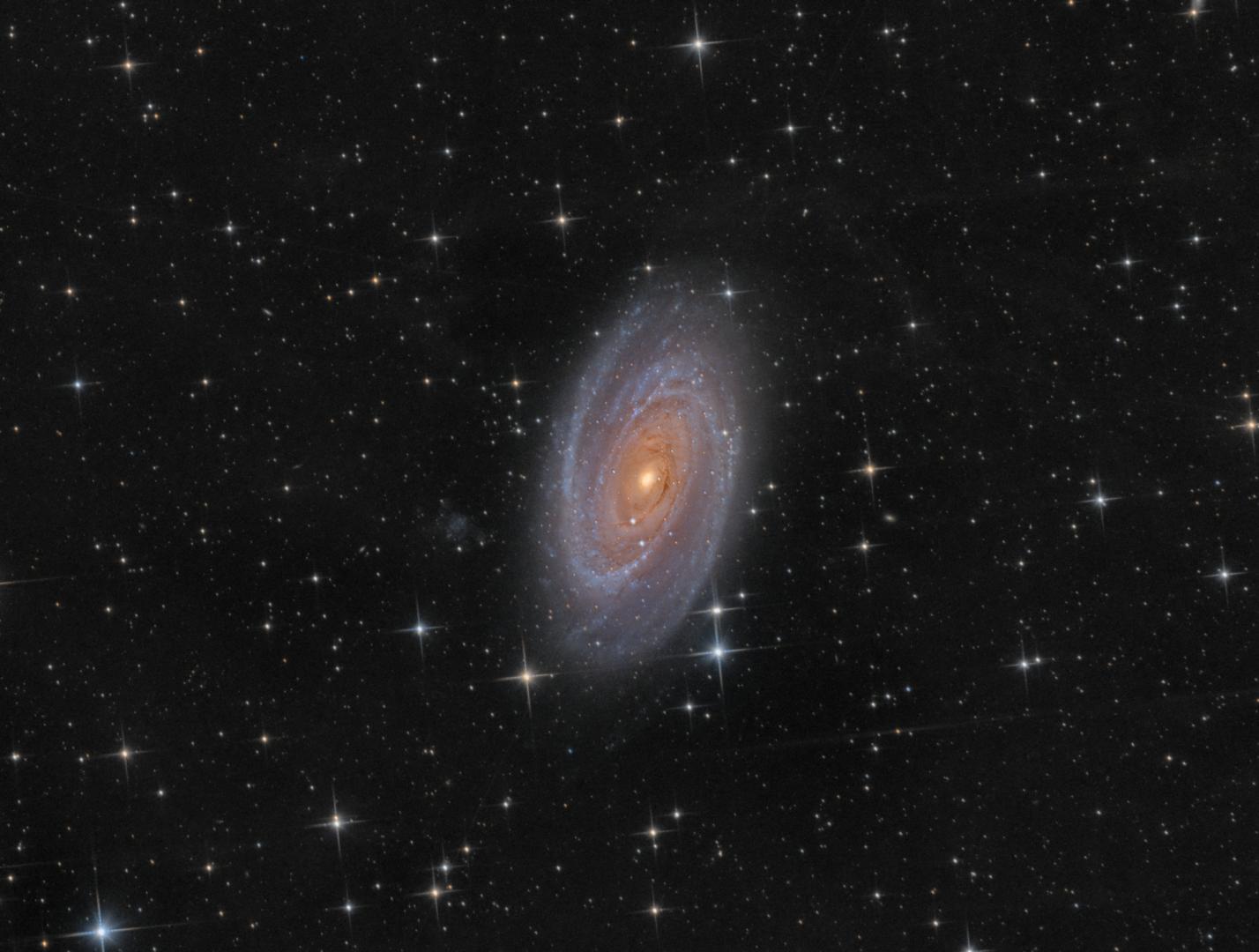 M81 LRGB - neu Dez 2018