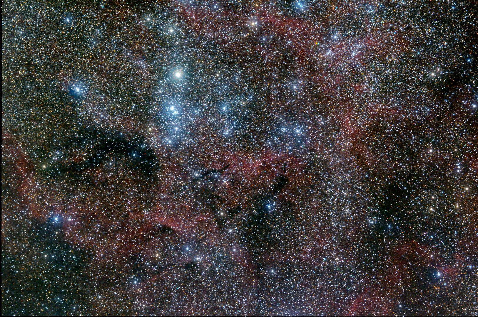 NGC 6871, NGC 6883 und IC 1310
