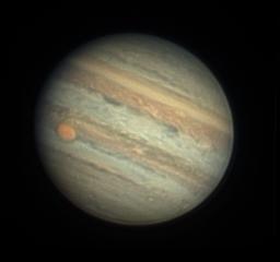 Jupiter IR-RGB