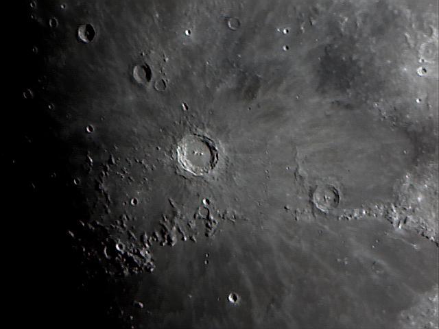 Mondkrater Kopernikus