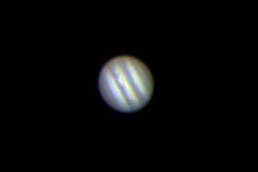 Jupiter am 16.02.2004