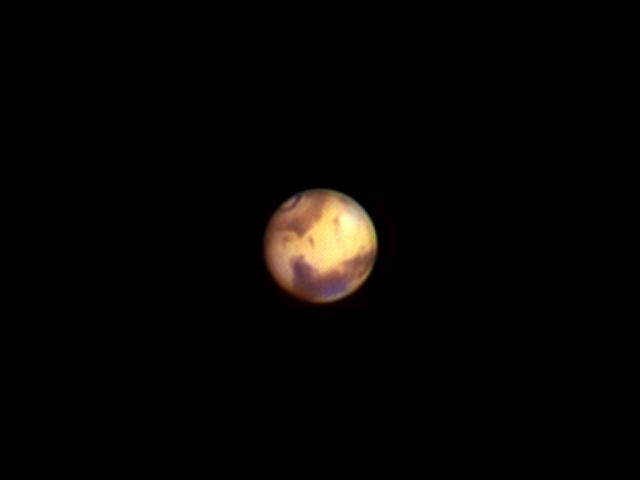 Mars am 25.04.2014 von Peter Kraus