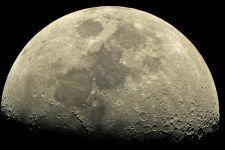 Mond am 09.03.2014