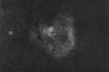 NGC 7822 in Ha