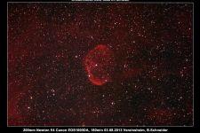 NGC6888 Sichelnebel