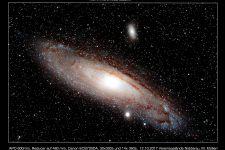 Andromedagalaxie M31