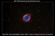 NGC7293 Helixnebel